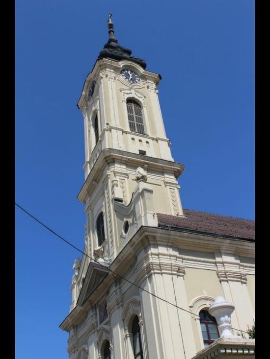 Une des églises de Zemun
