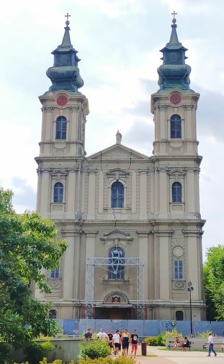 Cathédrale Sainte Thérèse d'Avila