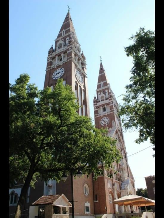 Église Votive Notre Dame