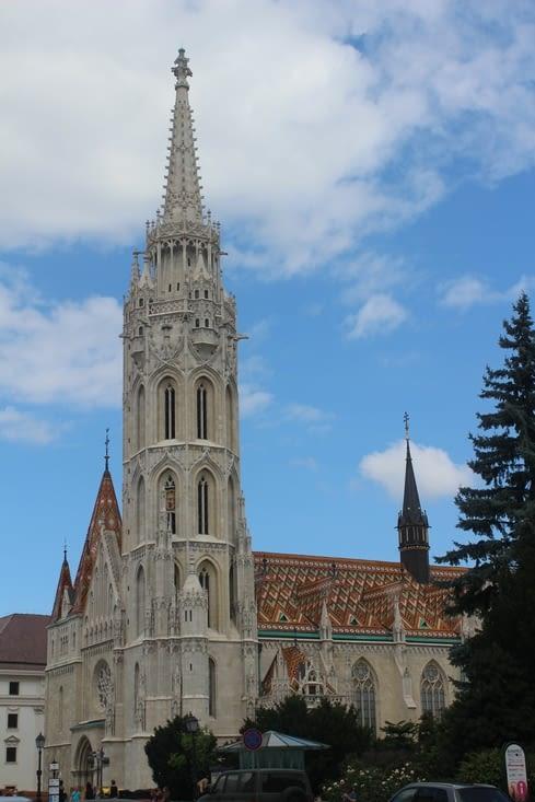 Eglise Notre Dame de l'Assomption de Budavar