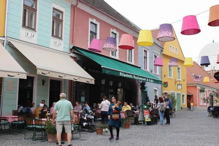 Rue du centre ancien