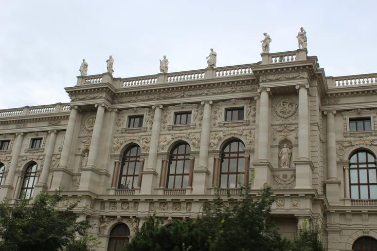 Bâtiment de Vienne
