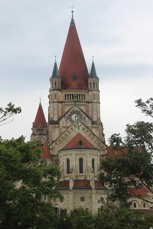Eglise Saint François d'Assise