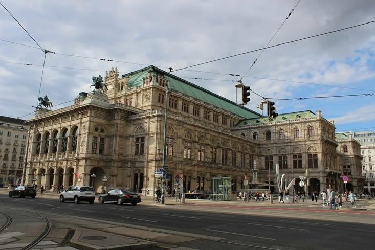 """Opéra de Vienne """"Wiener Staatsoper"""""""