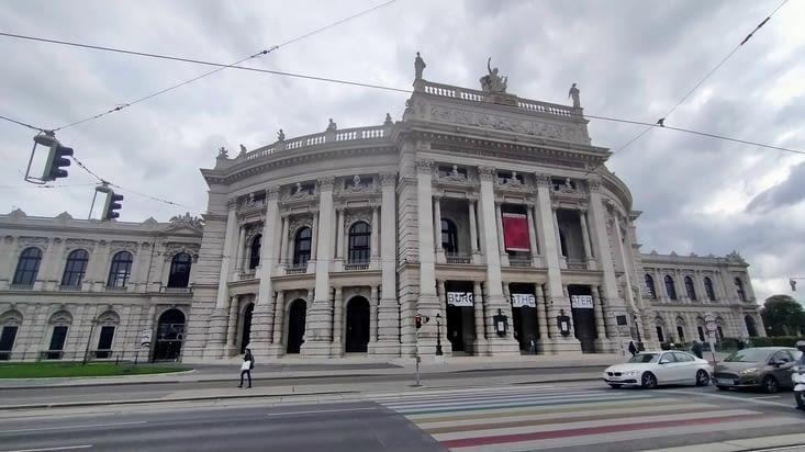 Un opéra de Vienne