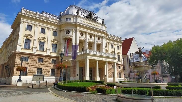Théatre national slovaque