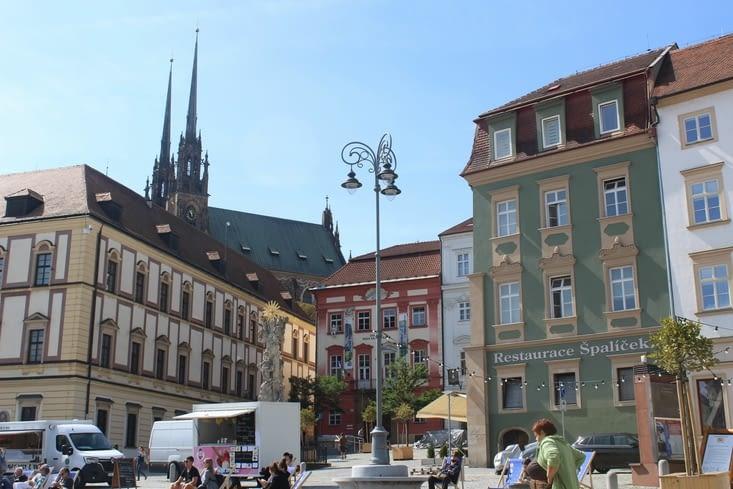 Place de Brno