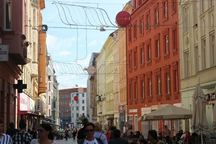 Rue de Brno