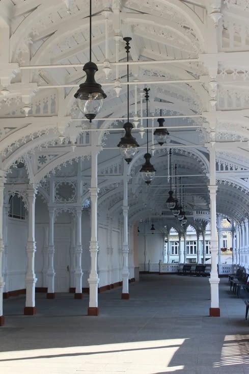 Colonnade du marché