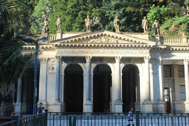 Colonnade du Moulin