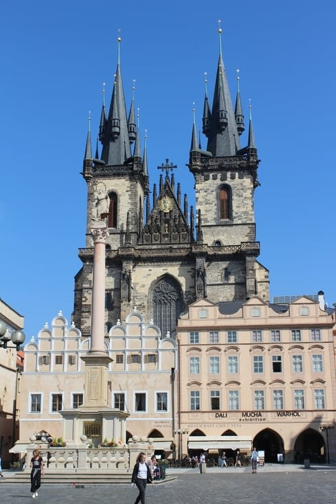 Eglise Notre Dame de Tyn