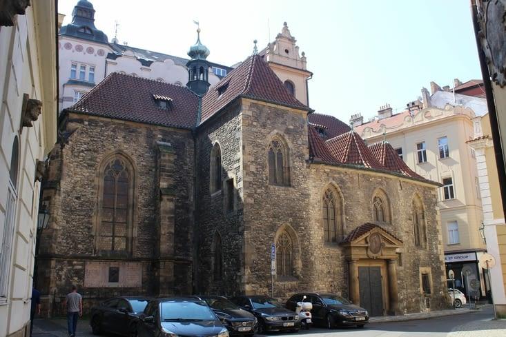 Eglise Saint-Martin-dans-le-mur