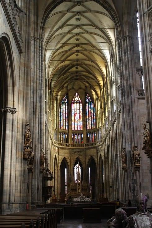 Intèrieur de la cathédrale