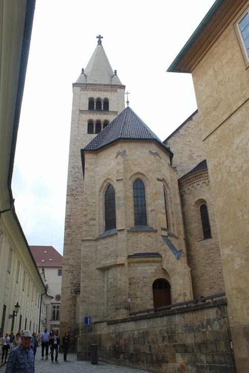 La Basilique Saint Georges