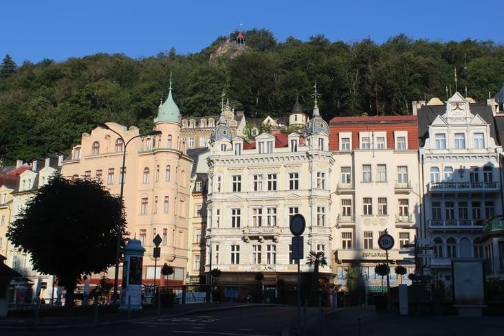 Rue de Karlovy Vary