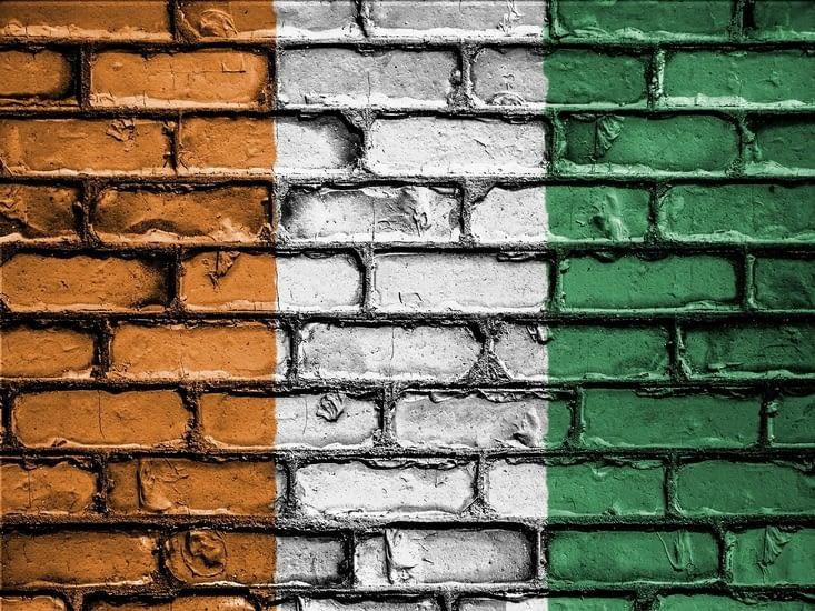 Couleurs du drapeau de la Côte d'Ivoire