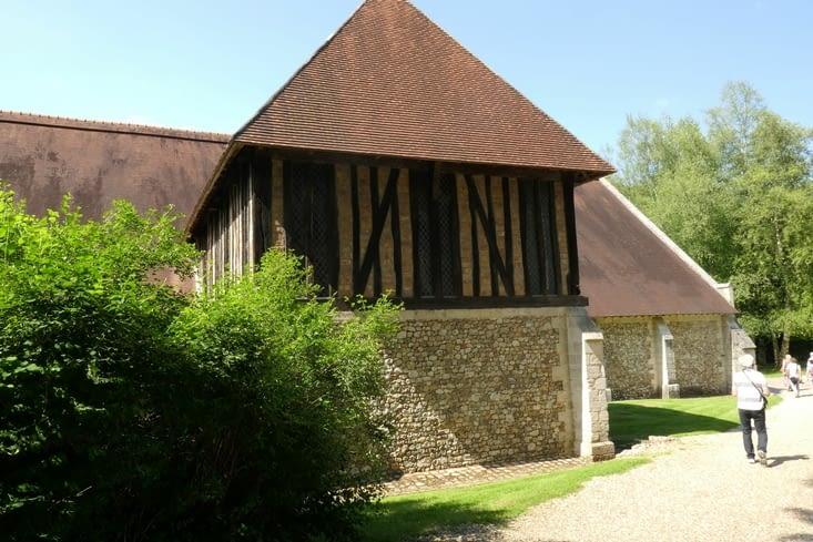 Cette église à été démontée pierre par pierre, de fin 1966 à fin 1967