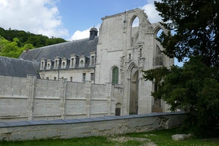 L'abbaye de St Wandrille