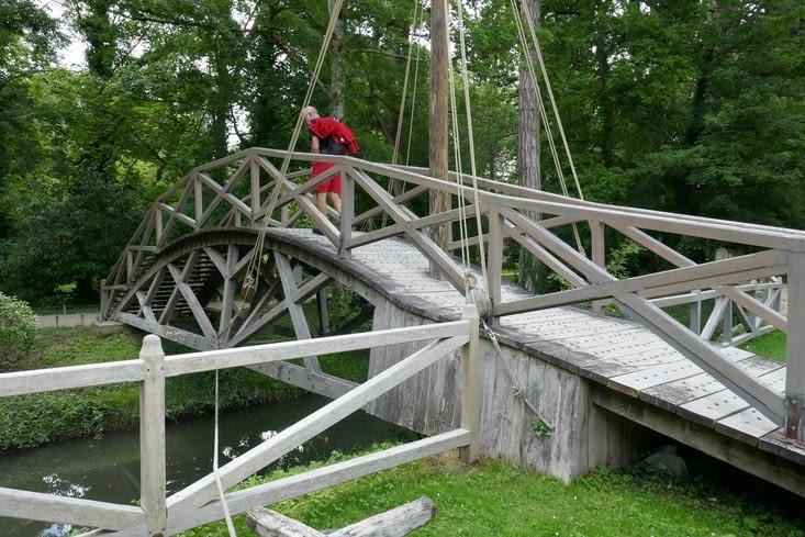 Le pont tournant