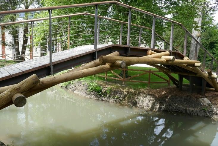 un pont transportable