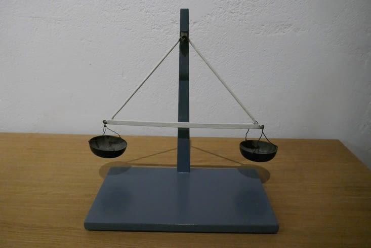 une balance hygrométrique