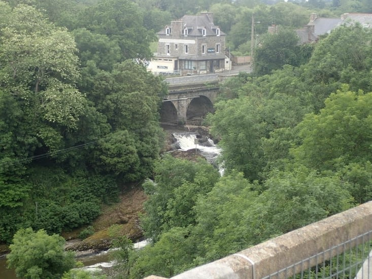 Le viaduc des Ponts neufs Morieux Hillion