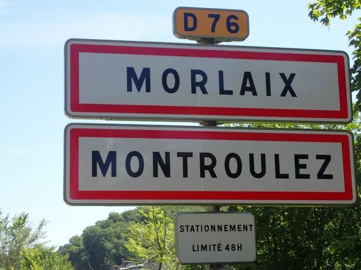 Séjour limité 48 heures ? Soit, nous partirons lundi pour Carhaix-Plouguer.