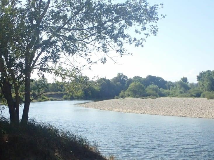 L'Ardèche.