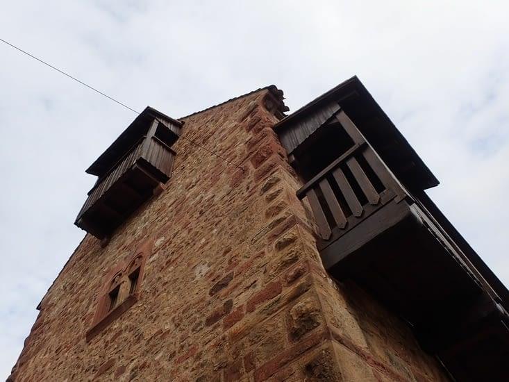 La maison romaine.