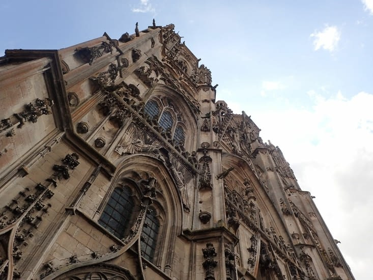 La cathédrale Toul.