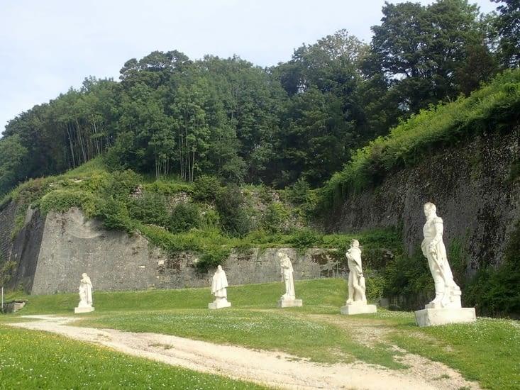 Verdun.  La Citadelle.