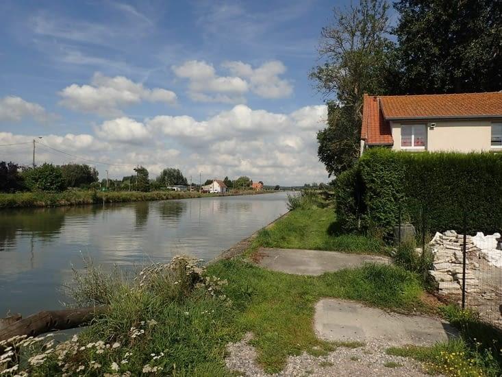 Le fleuve côtier préféré des cruciverbistes, En deux lettres.