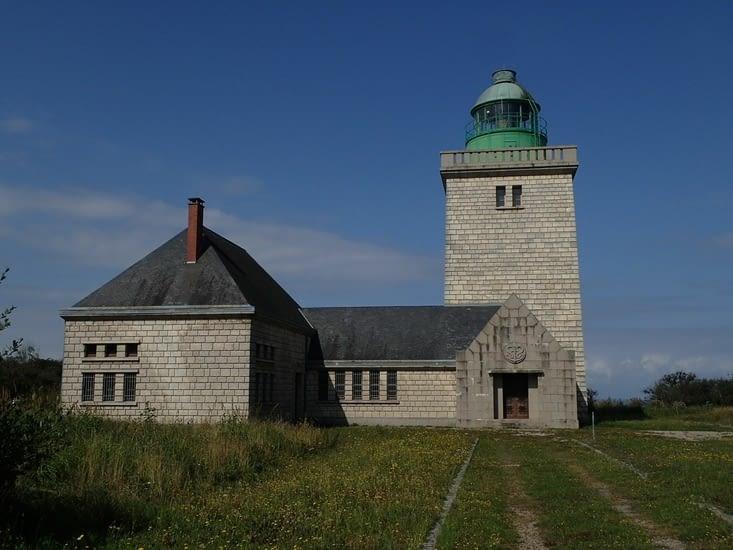 Le phare d'Ailly.