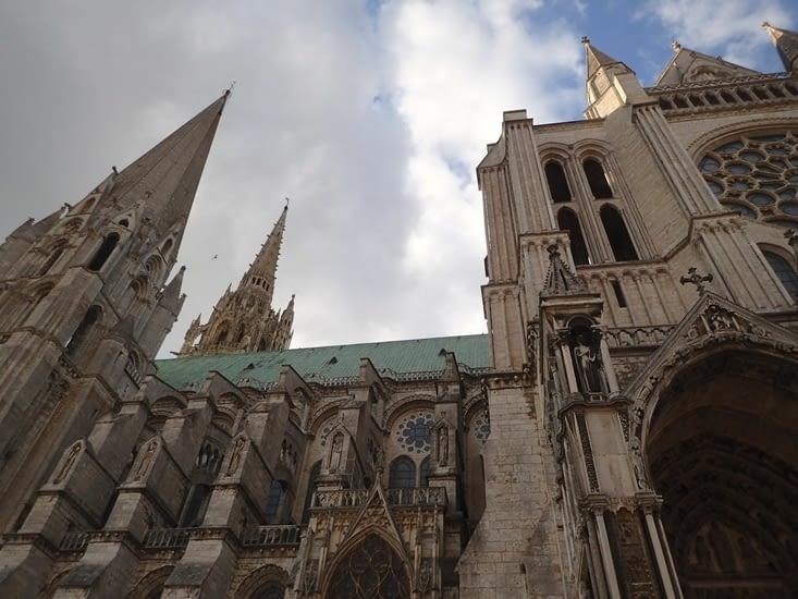 La cathédrale,.