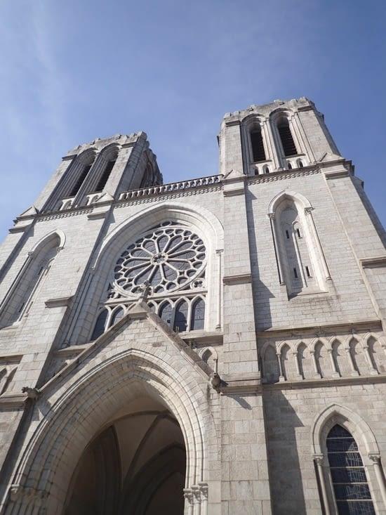 L'église de Flers.