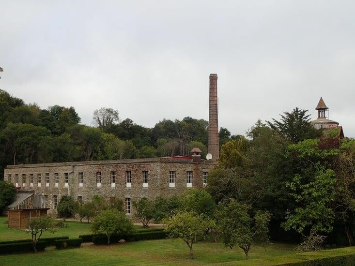 L'ancienne usine Froger-Gosselin.