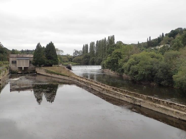 L'Orne au Pont de Brie.