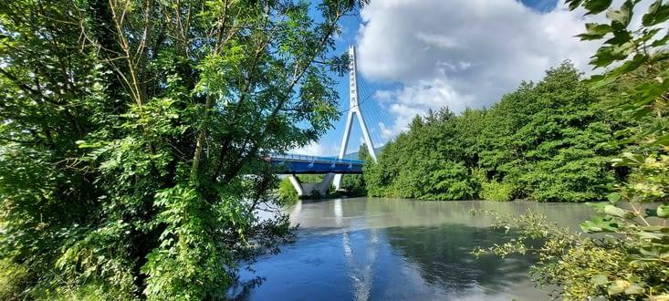 Le pont du Fier