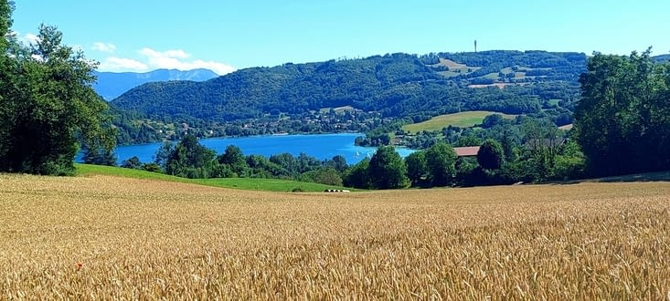 Le Lac Paladru