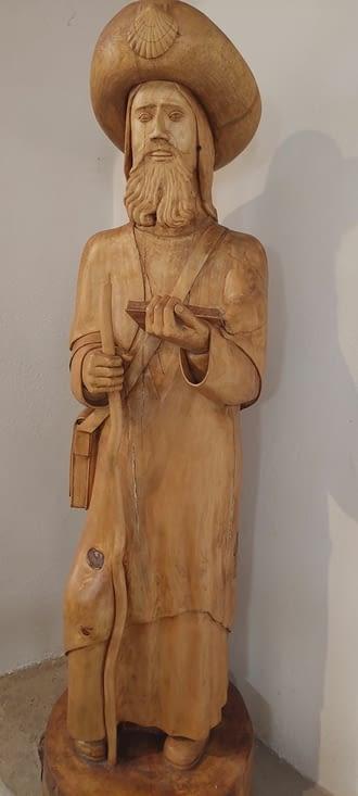 St Jacques....