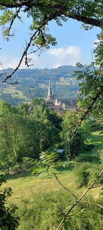 St Côme d'Olt. Olt étant en occitan le nom du Lot.