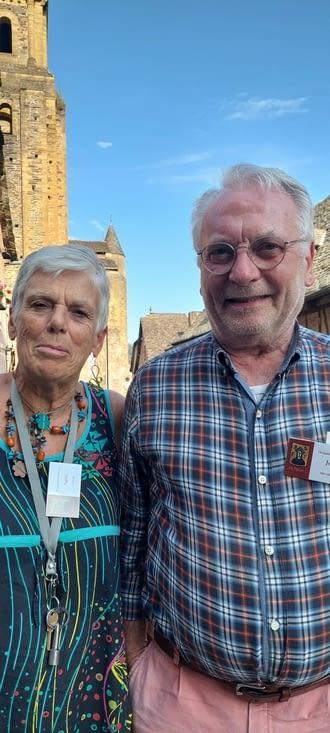 Agnès et Jean, hospitaliers