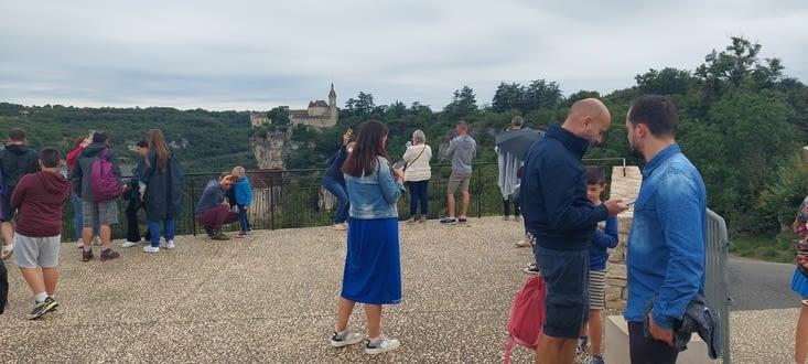 Presque pas de touristes (je me compte pas dedans)