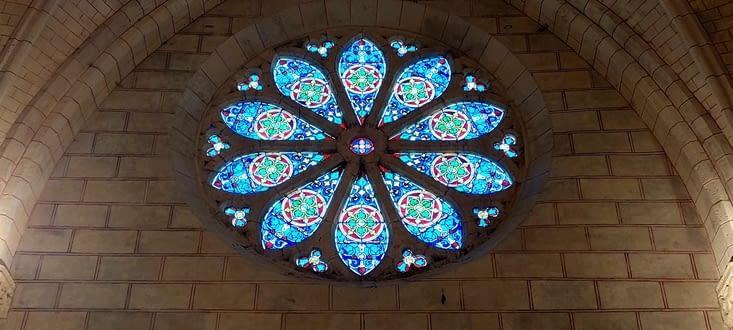 Les vitraux de l'église St-Pierre