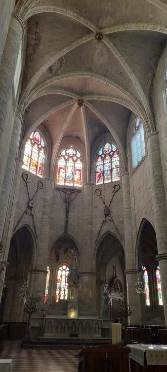 Avant de partir,encore un petit tour à Lectoure,  un mariage nous ayant empêche de visiter