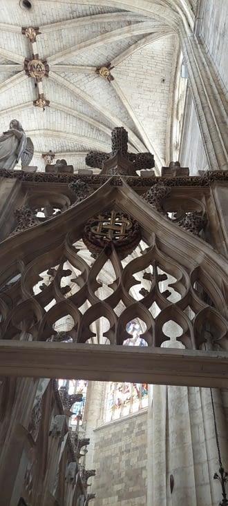 La beauté du lieu, la musique des orgues,