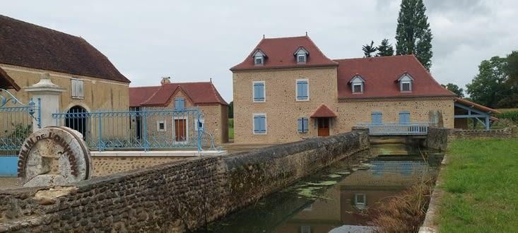 Le Moulin de Louvigny