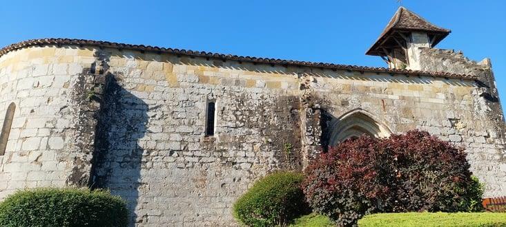 La chapelle de Caubin.,.