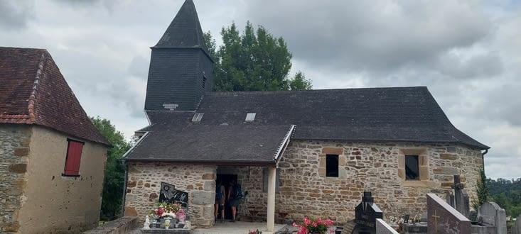 Lichos, et son église