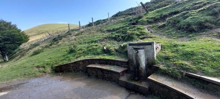 La Fontaine de Roland.... 1315 m